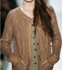 women's newest fashion foiled cardigan