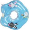 2012 New Ecologically PVC Safty Baby Swim Floating Neck Ring
