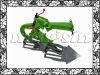 Double share plough used for the 12hp and above hp walking tractor