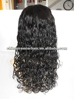 100% top quality I 8-30 inch Glueless cap full lace Wigs