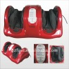 Red vibration foot kneading massager