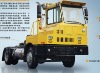 SINO 4X2 Terminal Container Tractor Truck