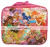 High Quality Nylon Cartoo Winx Club Lunch bag S13
