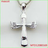 925 sterling silver jewelry cross pendant