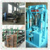 Responsible for technical installation and guidance coal briquetting machine
