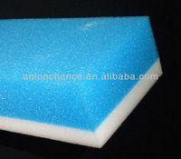 white blue magic foam sponge