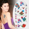 Fashion and easy Temporary tattoo Waterproof body tattoo stickers