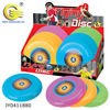 6inch plastic flying disc/outdoor sport games of frisbee