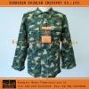 Military BDU Woodland Camouflage Uniform