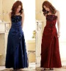 2012 cheap plus size maxi evening dress