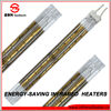 energy saving infrared heater parts with golden plated