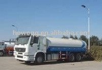 HOWO 6x4 water tank