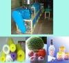 fruit/vegetable/bottle foam net extruder
