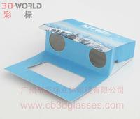 fashion customized folding paper telescope