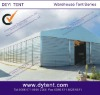 15x50m prefabricated aluminum structure