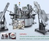full automatic combining machine for wine bottle cap MODEL:SZZ-108