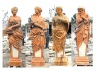 marble statues of Four Seasons