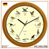 Bird Song Clock