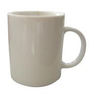 White Ceramics Mugs