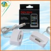 For Iphone 3G 3S white color USB Cable Charger Data dock