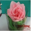 handmade heart shape decorative bar soap
