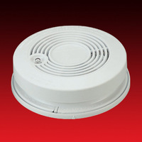 AC Smoke Alarm with 9v battery backup