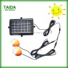 Super bright 2W small solar energy products