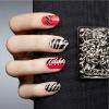 3d halloween nail sticker