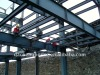 Steel structure building design and engineering
