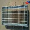 stainless steel shower floor grate drain