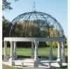 stone outdoor pavilion