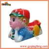 Football boy Swing toy - Kiddie ride (YA-QF008)