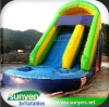 Fun inflatable water slide,new inflatable slide