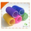 colorful salon velcro hair rollers