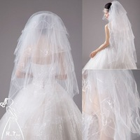 2012 the newest wedding veil