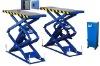 Torin BigRed(TM) 3-Ton Double Scissor Garage Hydralic Scissor Lifts