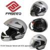 ECE approved fresh abs shell modular helmet with intergrated sun visor fs-501