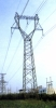 Electric Power Line Tower