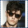 fashion plastic Sunglasses 001