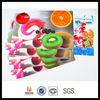 3D dining table mat of fruit design as Tourist souvenirs