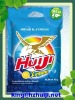 Green or Blue granule washing detergent powder