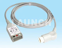 HP M1510A 3-pin lead medical wire