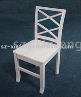X SERY: wooden chair