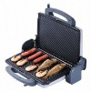 Hot selling electric outdoor grill