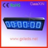 costomized product high defintion electronic blue led programmable timer