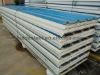 Good quality 950 (0.5mm) Polystyrene EPS roofing Sandwich panel with more color choices--Factory