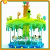 2012 fun kiddie ride playground equipment carousel/ merry go round
