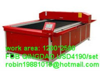 1200mm*2500mm laser cutting machines for acrylic