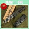OEM Extrema Ratio MF3 Tiger Print Folding Blade Knife Hunting Knife rescue Knife Udtek00154
