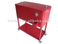 2012 80 QT ICE COOLER / OUTDOOR COOLER cooler box cooler with wheels